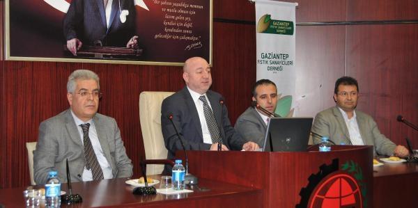Fıstık Sanayicileri Derneği Başkanı Eralp: Fıstık İthalatina İzin Verilmeli