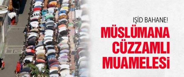 Flaş yasa! Müslümanlara 'cüzzamlı muamelesi'