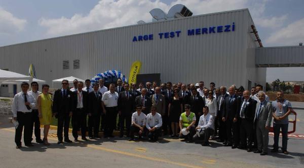 Ford Otosan İnönü Motor Test Merkezi Açıldı