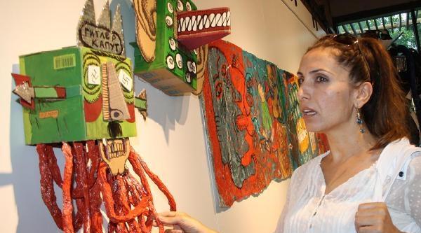 Ford Otosan Kültür Merkezi'nde Beğenilen Sergi