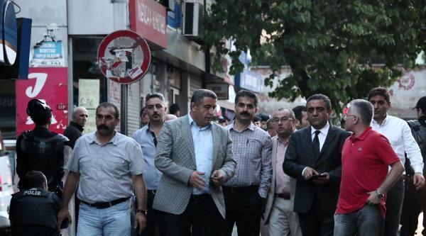 (fotoğraf) Chp Milletvekillerinden Cemevi Ziyareti