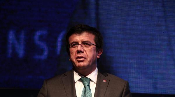 (fotoğraf) Ekonomi Bakanı Zeybekci Türkiye'nin Cari Açık Problemi Yoktur, Ar-ge İnovasyon Problemi Vardır