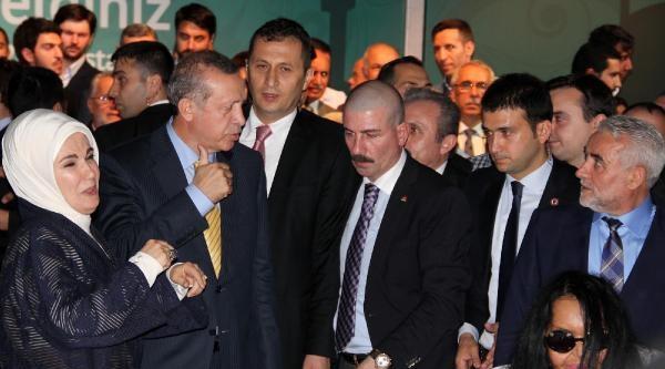 (fotoğraf) Erdoğan, İstanbul Dostluk Derneği'nin İftarinda Konuştu