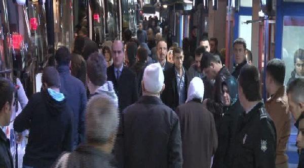 Fotoğraf// Esenler Otogarı'nda Seçim Trafiği