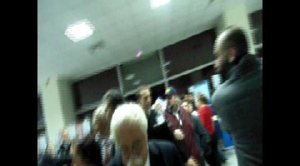 Fotoğraf// Levent Kırca'nın Konuştuğu Toplantıda Olay