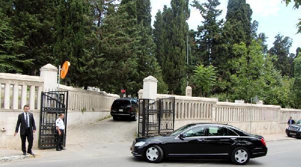 Fotoğraflar (1) - Başbakan Erdoğan Cuma Namazını Beylerbeyi'nde Kıldı