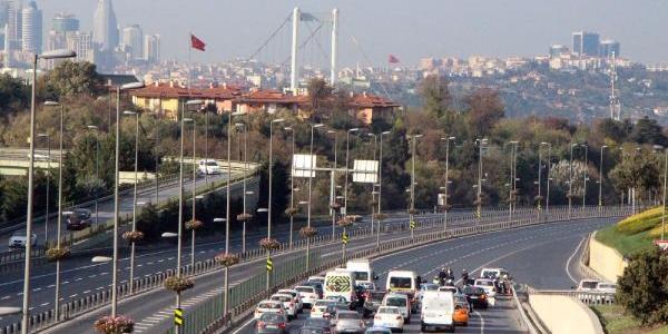 Fotoğraflar (2)  / Boğaziçi Köprüsü'nde 'tarihi Vuruş'