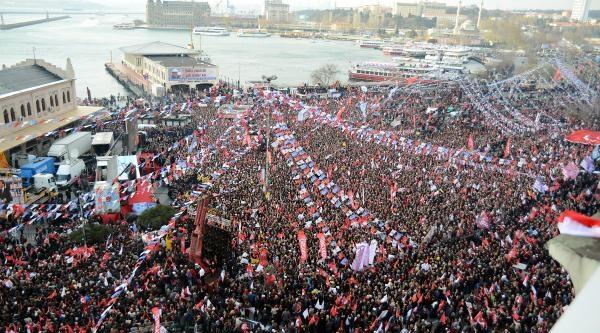 Fotoğraflar 2 // Kılıçdaroğlu Kadıköy Mitingi'nde Konuştu