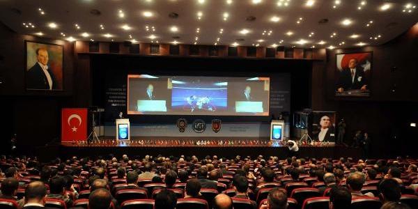 Fotoğraflar// 2. Uluslararasi Adli Tip Bilimleri Kongresi Istanbul'da Başladi