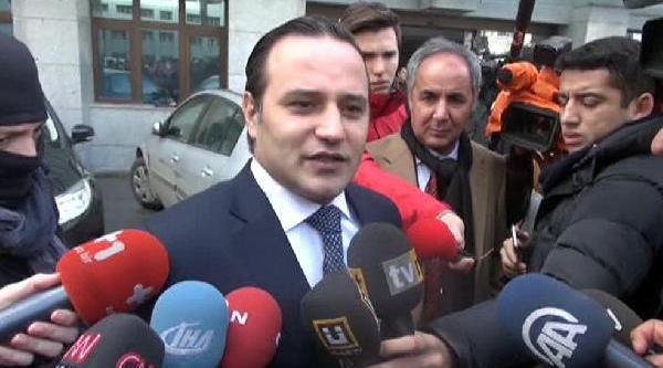 Fotoğraflar /// Ali Ağaoğlu'nun Avukati Açiklama Yapti : Şu An Gözaltinda