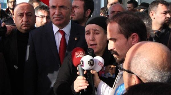 Fotoğraflar /// Anadolu Adalet Sarayi'ndaki Olayli Duruşma Sonrasi Açiklamalar