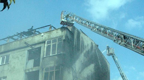 Fotoğraflar// Avcılar'da Yangın