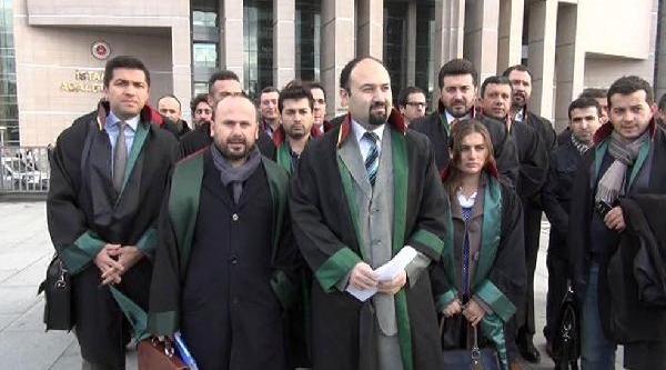 Fotoğraflar / Bağimsiz Hukukçular Platformu'dan '17 Aralik Operasyonu' Açiklamasi