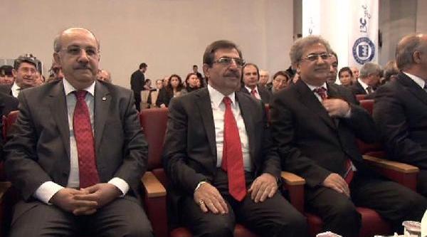 Fotoğraflar  - Bakan Güllüce, Marmara Üniversitesi'nde Konuştu