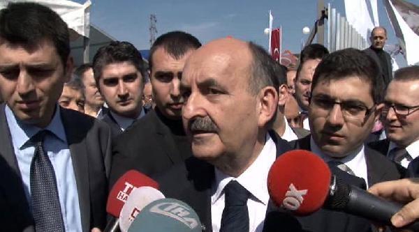 Fotoğraflar  - Bakan Müezzinoğlu'ndan