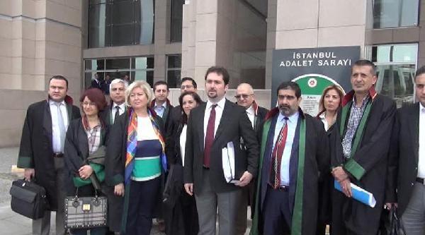 Fotoğraflar - Balyoz Avukatlarından Suç Duyurusu