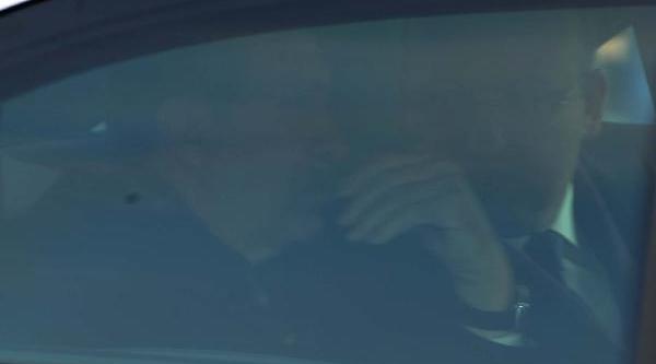 Fotoğraflar /// Başbakan, Dolmabahçe Çalişma Ofisine Geldi