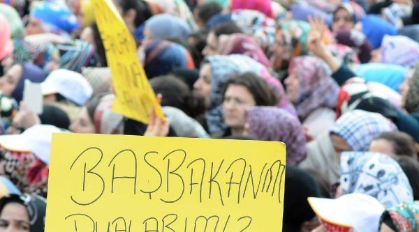 Fotoğraflar / Başbakan Erdoğan Ataşehir'de Konuştu
