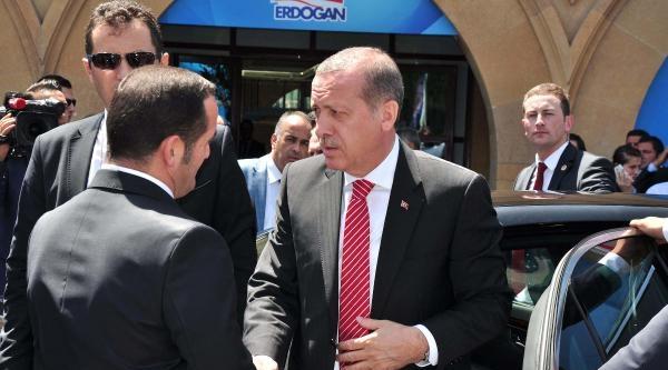 Fotoğraflar -başbakan Erdoğan Cumhurbaşkanlığı Vizyon Belgesi'ni Açıklıyor