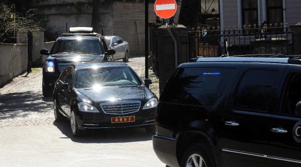Fotoğraflar -  Başbakan Erdoğan, Miting İçin Edirne'ye Gitti