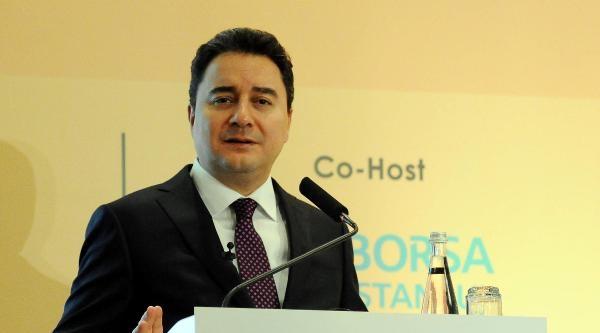 Fotoğraflar// Başbakan Yardımcısı Ali Babacan, The Eurasia Forumu'nun Açılışında Konuştu
