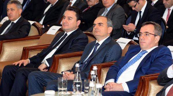 Fotoğraflar -  Başbakan Yardımcısı  Babacan, Türkiye Katılım Bankaları Birliği'nin Genel Kurulu'nda Konuştu