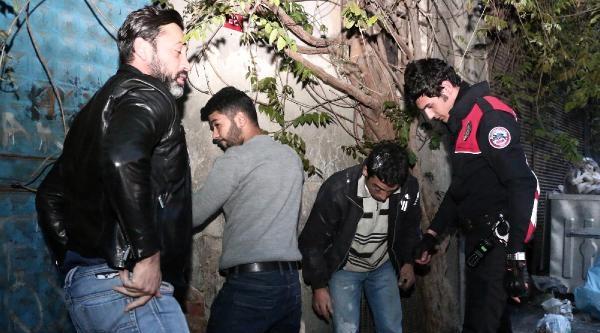 Fotoğraflar// Beyoğlu'nda 1 Mayıs Öncesi Operasyon