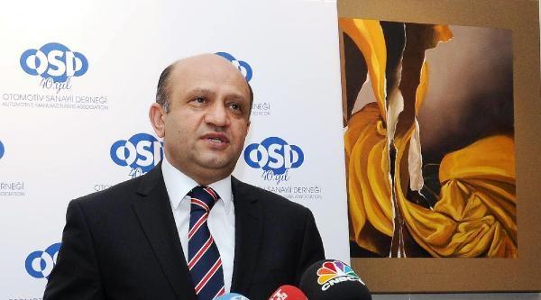 Fotoğraflar// Bilim Sanayi Ve Teknoloji Bakanı Fikri Işik'tan 'twitter' Açıklaması