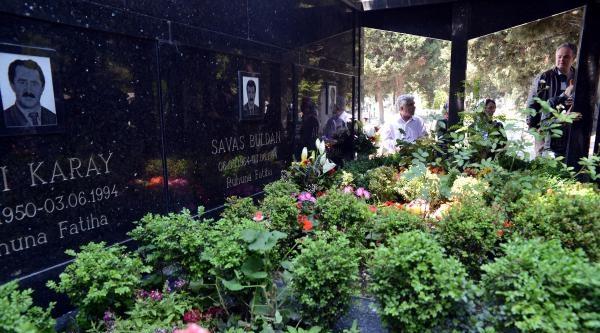 Fotoğraflar// Buldan, Karay Ve Yıldırım Mezarları Başında Anıldı