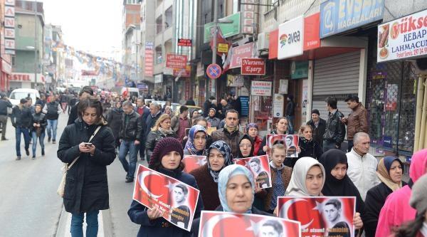 Fotoğraflar - Burak Can Karamanoğlu'nun Öldürülmesi Okmeydanı'nda  Protesto Edildi