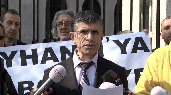 Fotoğraflar / Çhd'den Beyazıt'ta '16 Mart' Ve 'halepçe' Protestosu
