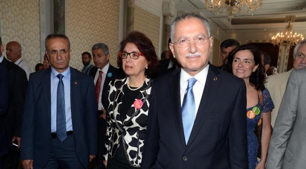 Fotoğraflar// Cumhurbaşkanı Adayı Ekmeleddin İhsanoğlu Seçim Bildirgesini Açıkladı