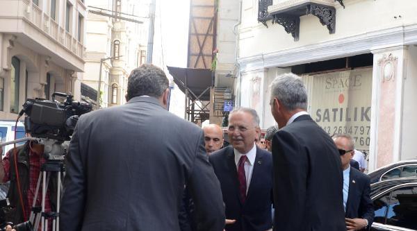 Fotoğraflar - Cumhurbaşkanı Adayı İhsanoğlu Tüsiad'ı Ziyaret Ediyor