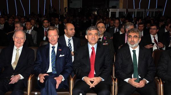 Fotoğraflar / Cumhurbaşkani Gül, Atlantik Konseyi Enerji Ve Ekonomi Zirvesi'nde Konuştu