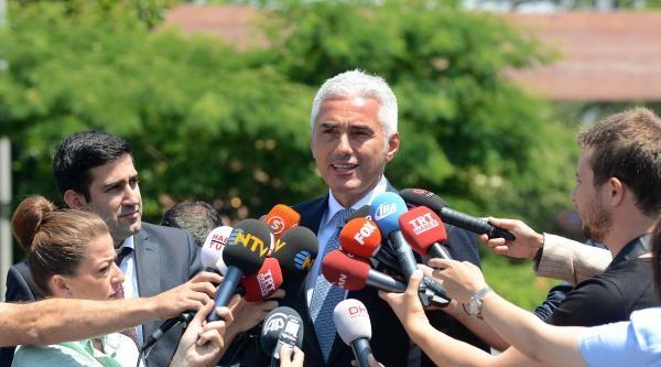 Fotoğraflar// Cumhurbaşkanı Gül,tüsiad Başkanı Haluk Dinçer'i Kabul Etti