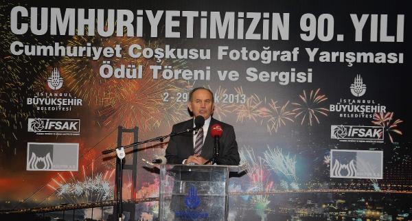 Fotoğraflar - Cumhuriyet Bayrami Coşkusunun En Güzel Kareleri Ödüllendirildi