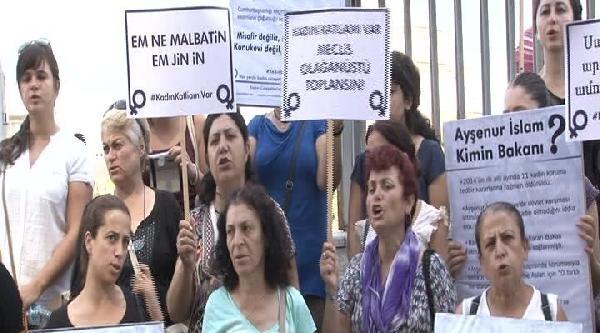 Fotoğraflar /// Duruşma Öncesi Protesto Gösterisi