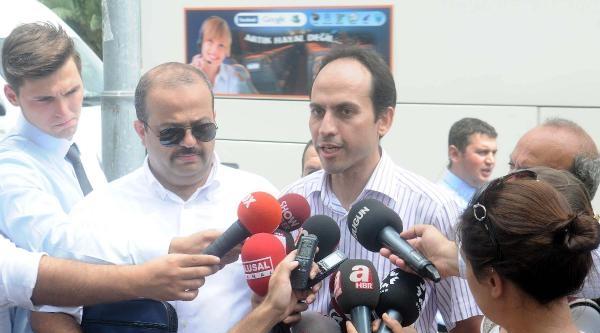 Fotoğraflar //emniyet Amiri Murat Hamarat Teslim Oldu