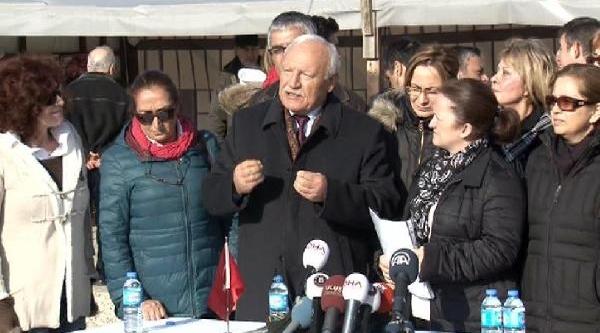 Fotoğraflar / Feyzioğlu'dan Başbuğ Ziyareti Sonrasi Açiklama