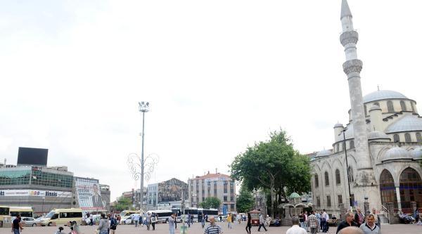 (fotoğraflar) Gaziosmanpaşa'da Tehlikeli Gerginlik
