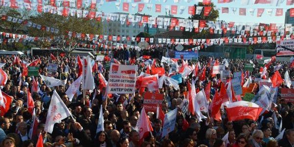 Fotoğraflar /// Gürsel Tekin: Istanbul Büyükşehir Belediye Başkani Aday Adayiyim