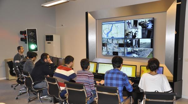 Fotoğraflar / İstanbul Büyükşehir Belediyesi'nden Üniversitelere Trafik Laboratuvarı