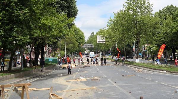 Fotoğraflar /// İstanbul'da 1 Mayıs
