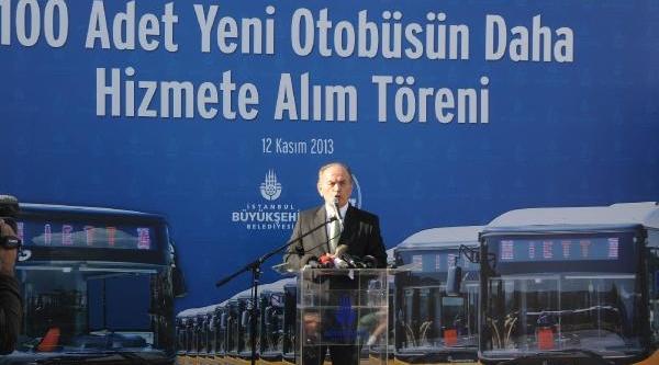 Fotoğraflar -  Istanbul'Da Akilli Otobüs Dönemi Başladi
