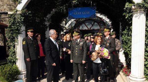 Fotoğraflar// Jandarma'dan Darülaceze Ziyareti