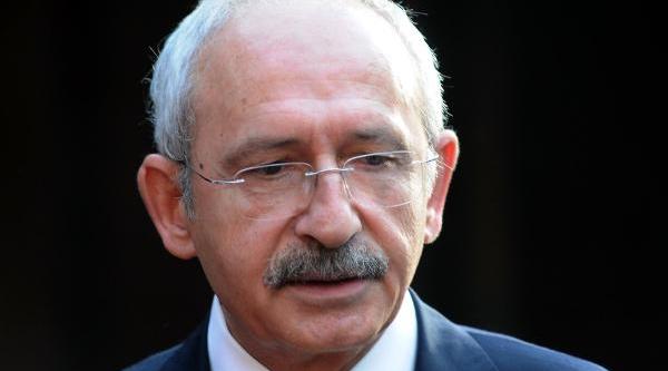 Fotoğraflar - Kiliçdaroğlu, Gazetecilerle Görüşmesi Sonrasi Konuştu