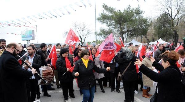 Fotoğraflar - Kılıçdaroğlu Silivri'de Konuştu