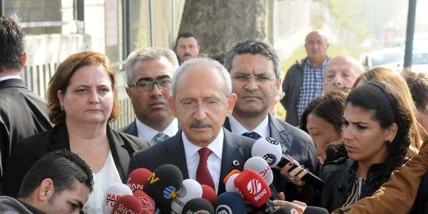 Fotoğraflar- Kiliçdaroğlu'ndan Hasdal'daki Nikah Sonrasi Açiklama: Hukuk Doğru Işlesin, Diyoruz