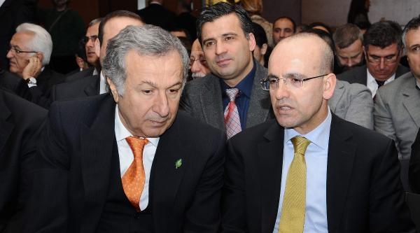 Fotoğraflar - Maliye Bakanı Şimşek, Türsab Toplantısı'nda Konuştu