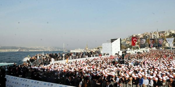 Fotoğraflar - Marmaray Açiliyor